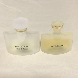 ブルガリ(BVLGARI)のBVLGARIミニ香水セット(ユニセックス)