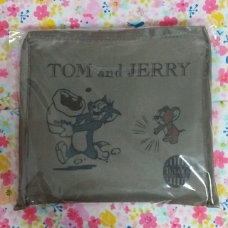 タリーズコーヒー(TULLY'S COFFEE)のTULLY'S COFFEE トムとジェリー エコバッグ(エコバッグ)