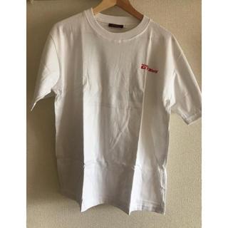 カワサキ(カワサキ)の【新品未使用】Kawasaki カワサキ Tシャツ  Lサイズ(Tシャツ/カットソー(半袖/袖なし))