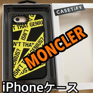 モンクレール(MONCLER)のCASETIFY MONCLER iPhone 7/8/SE2 ケース(iPhoneケース)