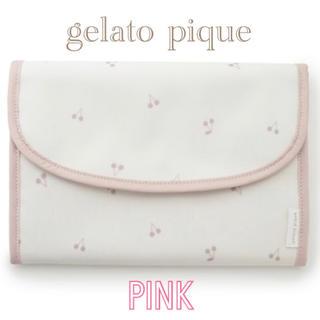 gelato pique - gelato pique ジェラート ピケ チェリーモチーフ母子手帳ケース 17