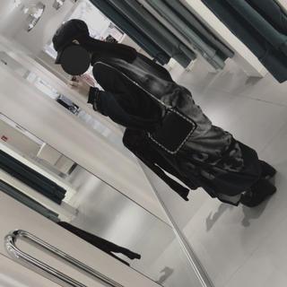 Yohji Yamamoto - Yohji Yamamoto 拒食と自爆 マント