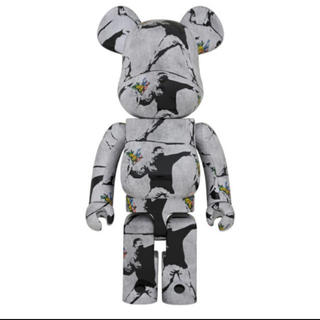 MEDICOM TOY - BE@RBRICK FLOWER BOMBER 1000%