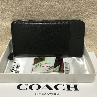 COACH - 新品未使用コーチCOACH 長財布F74633