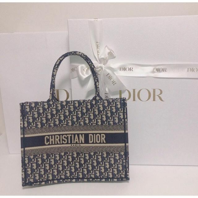 Dior(ディオール)のDIOR バッグ レディースのバッグ(ハンドバッグ)の商品写真