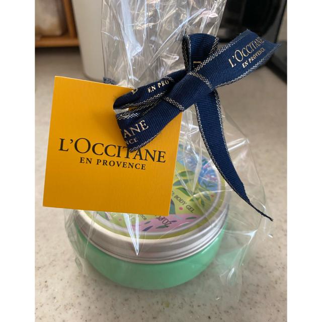 L'OCCITANE(ロクシタン)のロクシタン   ヴァーベナ   グラニテボディジェル   150ml コスメ/美容のボディケア(ボディクリーム)の商品写真