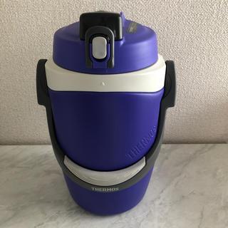 THERMOS水筒+ポカリスエット5袋×5箱