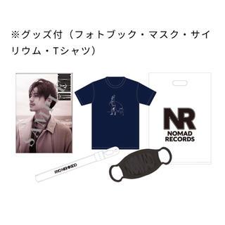 錦戸 ファンミ 錦戸亮 ファンミーティング S席グッズ Tシャツ フォトブック