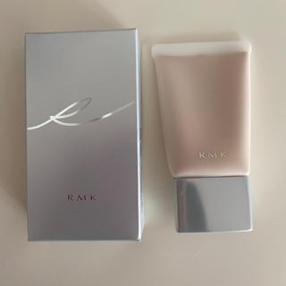 RMK - RMK クリーミィ ポリッシュト ベース N 01