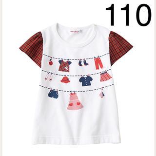 familiar - 新品 ファミリア Tシャツ 110