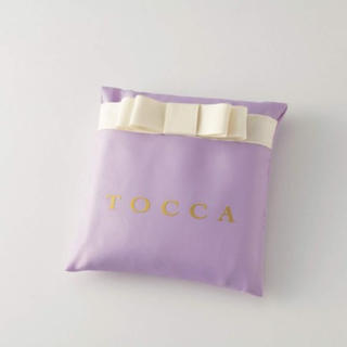 TOCCA - 美人百花 9月号 TOCCA エコバッグ ショッピングバック
