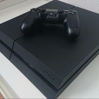 PlayStation4 - PS4  500GB  本体(箱なし)