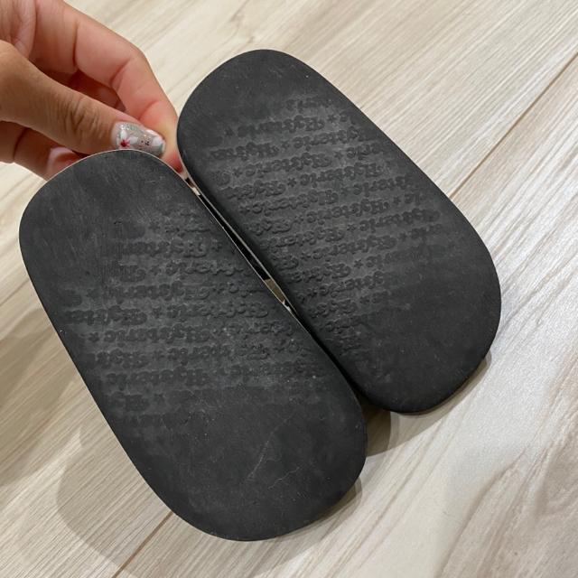 HYSTERIC MINI(ヒステリックミニ)のヒスミニ サンダル 15cm キッズ/ベビー/マタニティのキッズ靴/シューズ(15cm~)(サンダル)の商品写真