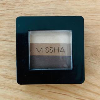ミシャ(MISSHA)のMISSHA アイシャドウ 7号 サンドウェーブ(アイシャドウ)
