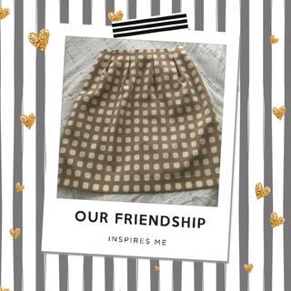 オフオン(OFUON)の【OFUON stylish】スカート♡(ひざ丈スカート)