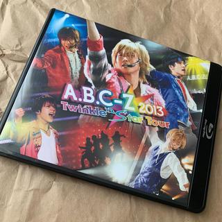 エービーシーズィー(A.B.C.-Z)のA.B.C-Z 2013 Twinkle×2 Star Tour(初回限定盤) (ミュージック)