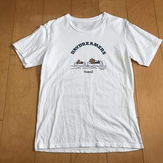 スヌーピー(SNOOPY)のハワイ 日焼けスヌーピー  Tシャツ(Tシャツ(半袖/袖なし))