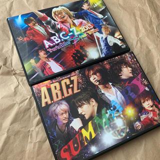 エービーシーズィー(A.B.C.-Z)のA.B.C-Z DVD2枚(ミュージック)