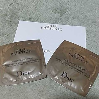 ディオール(Dior)のDior プレステージ ゴマージュ(ゴマージュ/ピーリング)