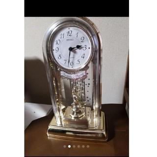 セイコー(SEIKO)のぬまもん様 セイコー 置き時計(置時計)