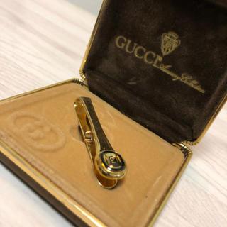 グッチ(Gucci)のグッチ(GUCCI)オールドグッチ  インターロッキングGGデザインネクタイピン(ネクタイピン)