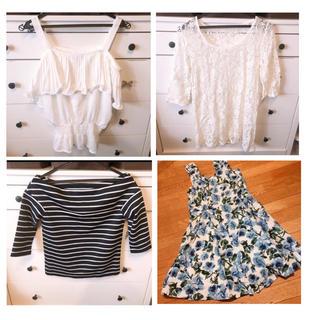 リエンダ(rienda)の夏物SALE(Tシャツ/カットソー)