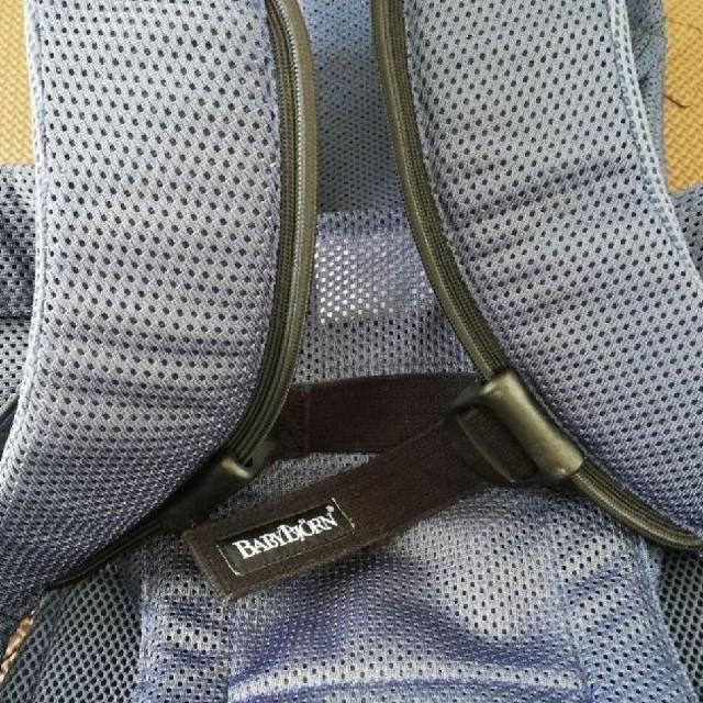 BABYBJORN(ベビービョルン)のベビービョルン 抱っこひも one+air 極美品 キッズ/ベビー/マタニティの外出/移動用品(抱っこひも/おんぶひも)の商品写真