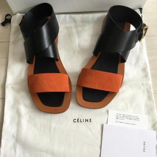 celine - ※432。さま専用です CELINE セリーヌ フラットサンダル