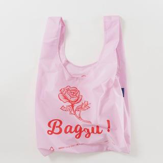 EDIT.FOR LULU - bagguバグーエコバッグトートroseローズピンク新品