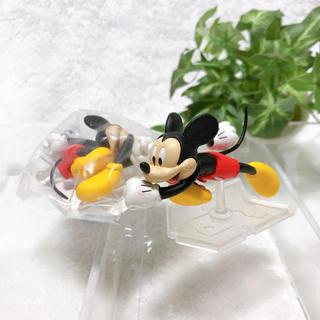 ミッキーマウス - 新品未使用未開封 ガチャガチャ ディズニー ミッキー フィギュア