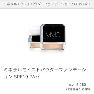 エムアイエムシー(MiMC)の新品 mimc MIMC ミネラルモイストパウダーファンデーション 102(ファンデーション)