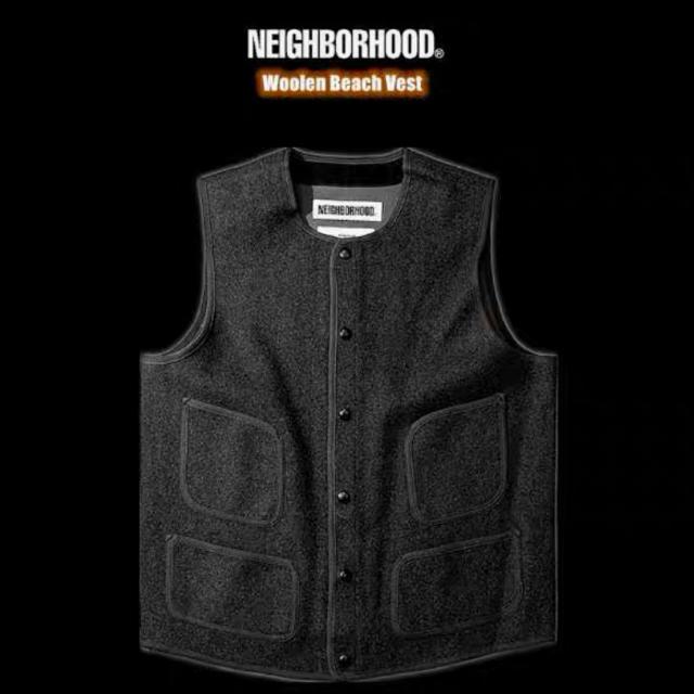 NEIGHBORHOOD(ネイバーフッド)のネイバーフッド ベスト メンズのトップス(ベスト)の商品写真