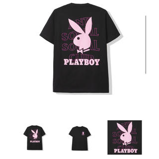 ANTI - Anti Social Social Club PLAYBOY Tシャツ