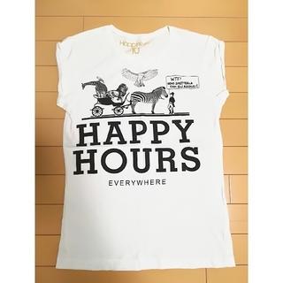 FRAMeWORK - Happiness 10 Tシャツ ♡ ハピネス10 ノースリーブ