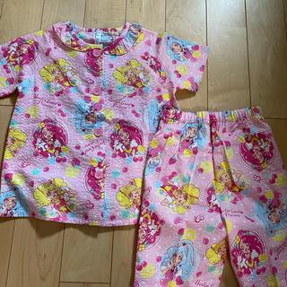 プリキュア 半袖 パジャマ 110