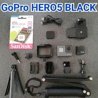 GoPro - 【お得セット】GoPro HERO5  BLACK✨