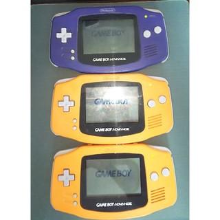 ゲームボーイアドバンス(ゲームボーイアドバンス)のゲームボーイアドバンス本体3台(ジャンク)(携帯用ゲーム機本体)