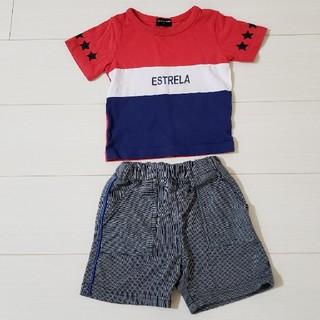 しまむら - Tシャツ&半ズボン セット