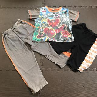 バンダイ(BANDAI)の子供服 100 パジャマ  仮面ライダーオーズ(パジャマ)