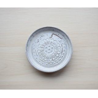 アーバンリサーチ(URBAN RESEARCH)の赤ハダ焼 古代瓦 小皿(食器)