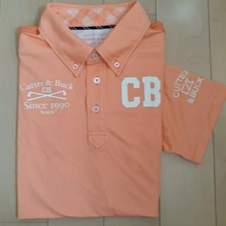 カッターアンドバック(CUTTER & BUCK)のCUTTER&BUCK  メンズポロシャツ(ウエア)