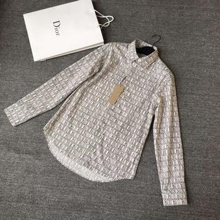 Dior - Dior ディオール  ロゴ  コットン シャツ