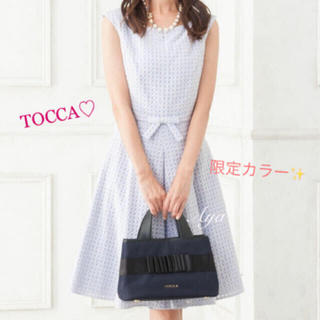TOCCA - 【8/9まで値下げ】tocca♡クローバーワンピ