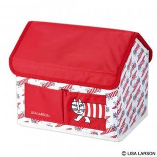 Lisa Larson - リサラーソン ハウス型収納ボックス
