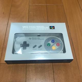 Wii - Wii スーパーファミコン クラシックコントローラー