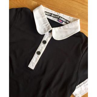 マリークワント(MARY QUANT)のマリークワント ポロシャツ マリクワ(ポロシャツ)