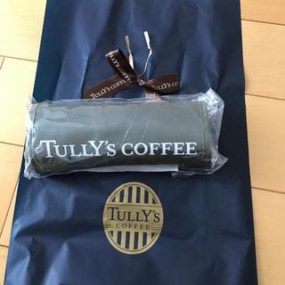 タリーズコーヒー(TULLY'S COFFEE)のタリーズ エコバッグ カーキ(エコバッグ)