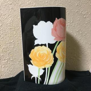 ミカサ(MIKASA)の【レア】【美品】花瓶 Mikasa Bone China 陶器 ※即購入OK(花瓶)