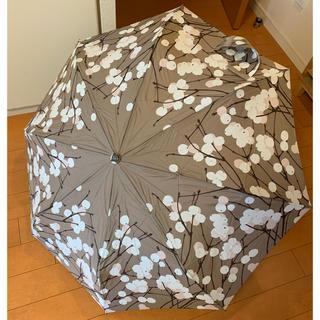 マリメッコ(marimekko)のマリメッコ ルミマルヤ 折りたたみ傘 自動開閉 廃盤(傘)