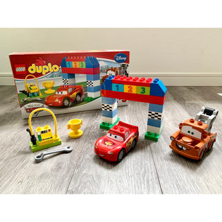 Lego - LEGO レゴ DUPLO デュプロ 10600 カーズ クラシックレース
